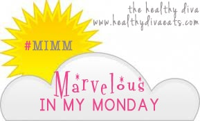 Marvelous Monday, a workout and a recipe