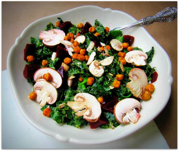 Conscious Cleanse approved salad that I've been enjoying.....recipe coming soon!