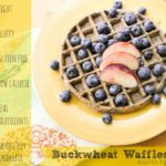 Buckwheat Belgian Waffles
