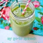 What I Ate Wednesday and My Go-To Green Smoothie