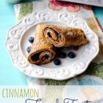 Cinnamon French Toast Breakfast Wrap (updated recipe)