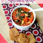 Cannellini Bean and Spinach Soup