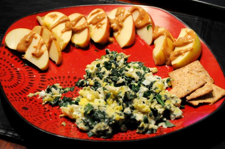 Scrambled Egg Dinner