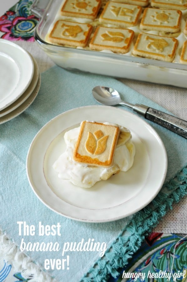 Banana Pudding with Chessman cookies Archives - Kim's Cravings