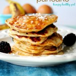 The Best Two Ingredient Pancake Ever!