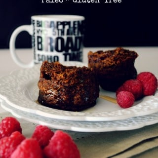 Paleo, Gluten-free Pumpkin Mug Cake