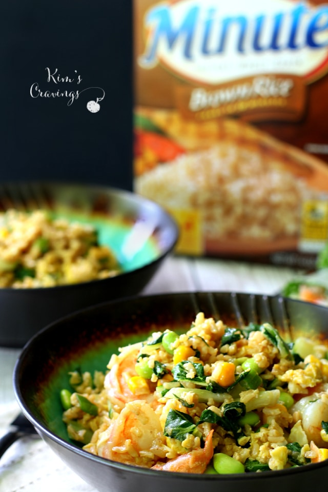 Quick and easy fried rice is perfect for busy weeknights and meets all ...