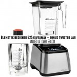 Designer 625 and bonus Twister jar