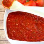 Easy Healthy Tomato Sauce