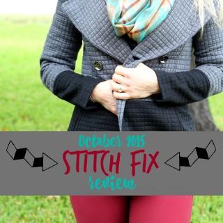 Stitch Fix – October 2015