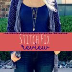 It's time to share another Stitch Fix with you!