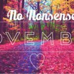 No Nonsense November