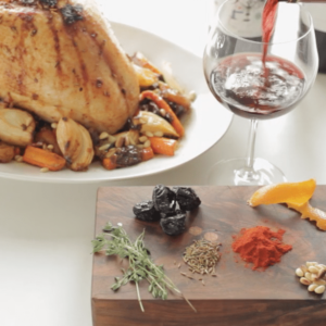 The Holiday Flavors of Rioja: Spanish Spiced Turkey