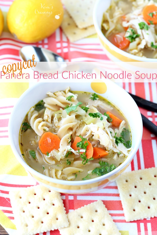 Copycat panera chicken and wild rice soup gal on a mission