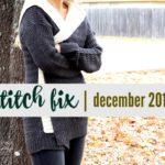 Stitch Fix – December 2015
