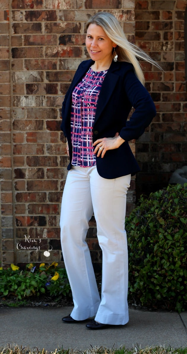 Stitch Fix- February 2016 | Benson 3/4 Ruched Sleeve Blazer by 41 Hawthorn | S | 78.00