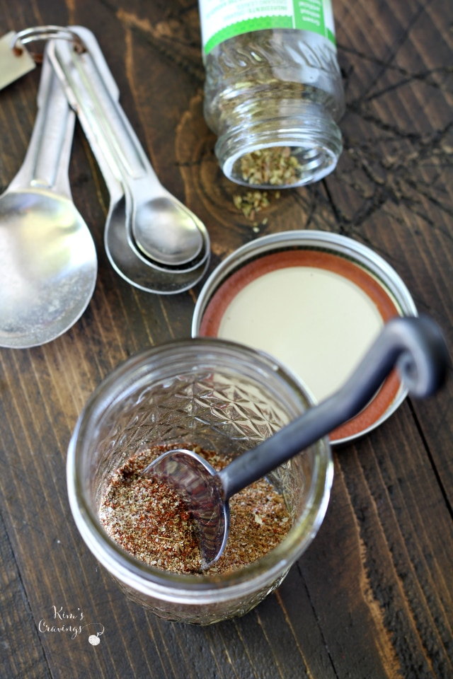 The best homemade taco seasoning free of msg additives and loads of