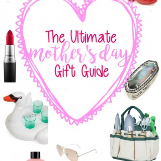 The Ultimate Mother's Day Gift Guide + Giveaway