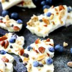 Frozen Yogurt Trail Mix Bark
