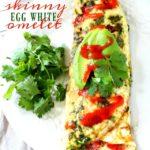 Skinny Egg White Omelet