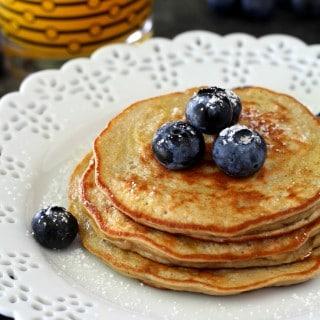 Flourless Protein Pancakes