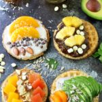 Easy Fruit Waffle Snacks