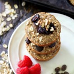Healthy Customizable Oatmeal Muffins- a delicious, kid-friendly, make-ahead, gluten free breakfast or healthy snack on the go!