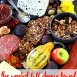 The Perfect Fall Cheese Board
