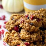 Gluten-Free Pumpkin Breakfast Cookies