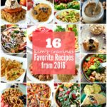 My 16 Favorite Recipes of 2016