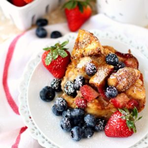 10 Healthy Recipes for Easter Brunch