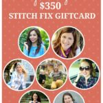 February 2017 Stitch Fix Review and Giveaway