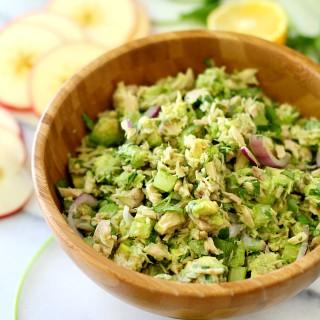 Easy Avocado Tuna Salad