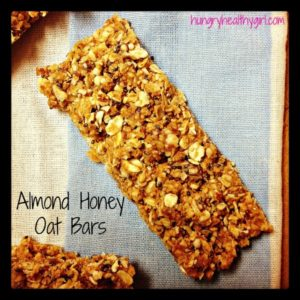day 3 back-to-school snacks, granola bars