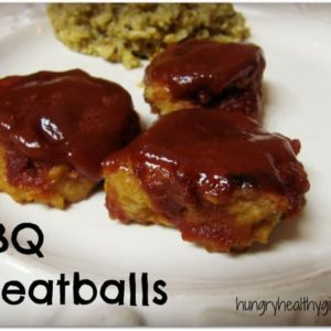Marvelous in my Monday & Make-ahead Meatballs