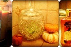Stuffed Acorn Squash & it's beginning to look a lot like Fall