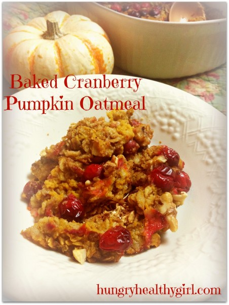 baked oatmealcloseup
