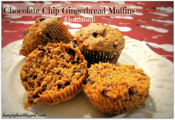 gingerbread muffins title