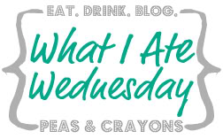 What I Ate Wednesday {a day in the life}