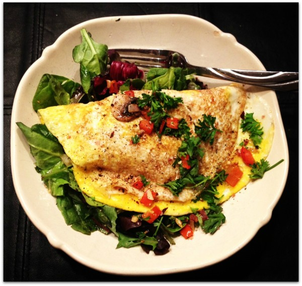 Denver Omelet Salad Recipe: Super Salad Saturday!