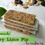 Homemade Key Lime Pie LARABAR