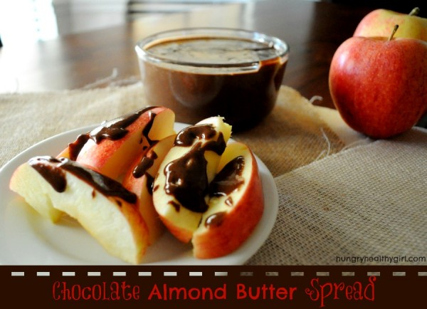 Chocolate Almond Butter Spread