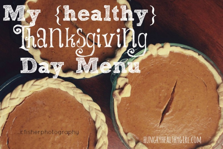 A Roundup of Healthy Thanksgiving Dishes
