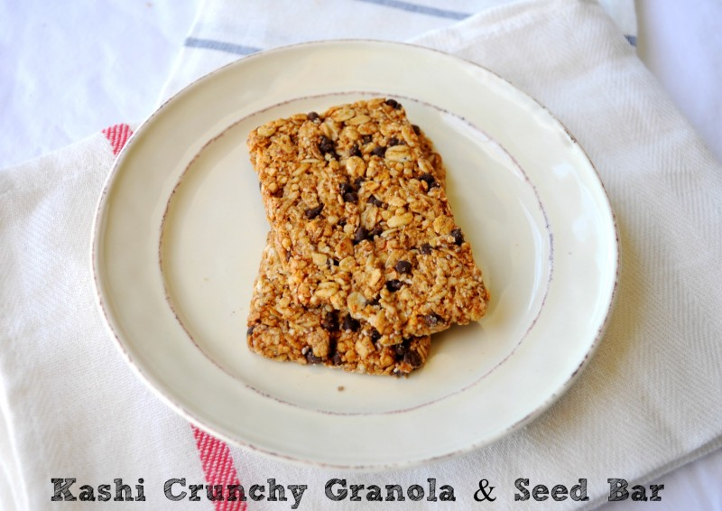 Healthy Snacking with Kashi #eatpositive - Kim's Cravings