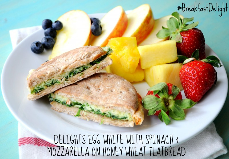 Delights Breakfast Sandwiches from Jimmy Dean | Hungry Healthy Girl