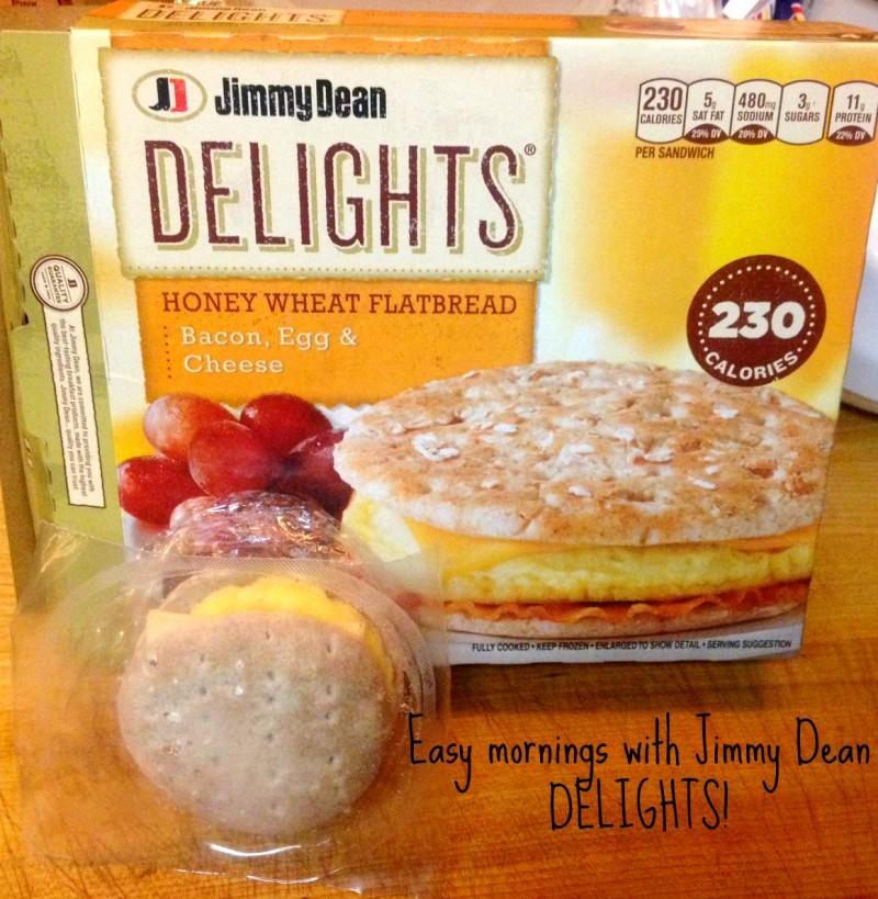 Jimmy Dean Delights Breakfast Sandwiches Review Lightneasy