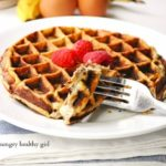 It's the Four Ingredient Waffle!