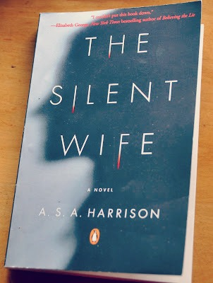 A review of The Silent Wife by A. S. A. Harrison