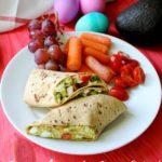 Tuna Avocado Egg Salad and A Book Review