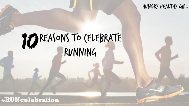 10 Reasons to Celebrate Running